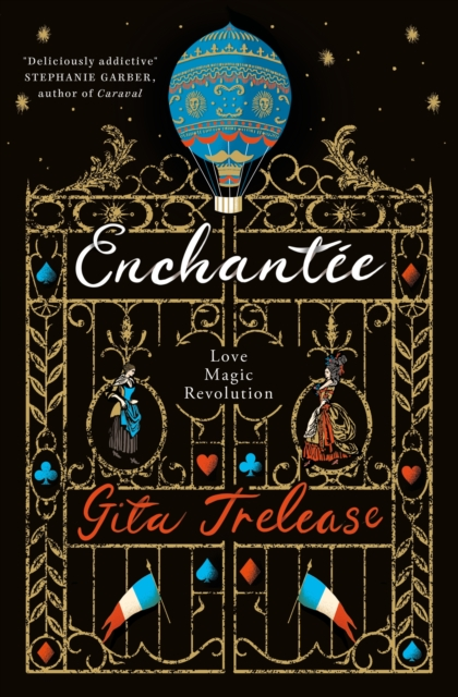 Review by Mia H: Enchantée by Gita Trelease
