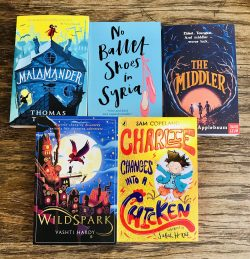 Age 9-12 Middle Grade