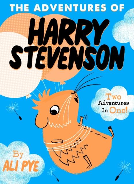 The Adventures of Harry Stevenson by Ali Pye