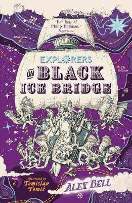 Explorers on Black Ice Bridge by Alex Bell