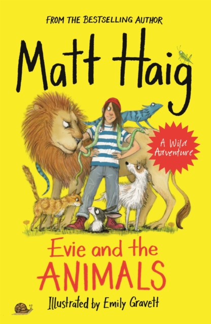 Evie and the Animals by Matt Haig, reviewed by Aletha