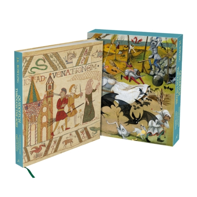 Quidditch Through the Ages: Deluxe Illustrated Edition (Collection Only)