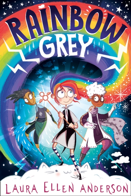Rainbow Grey by Laura Ellen Anderson, reviewed by Niamh