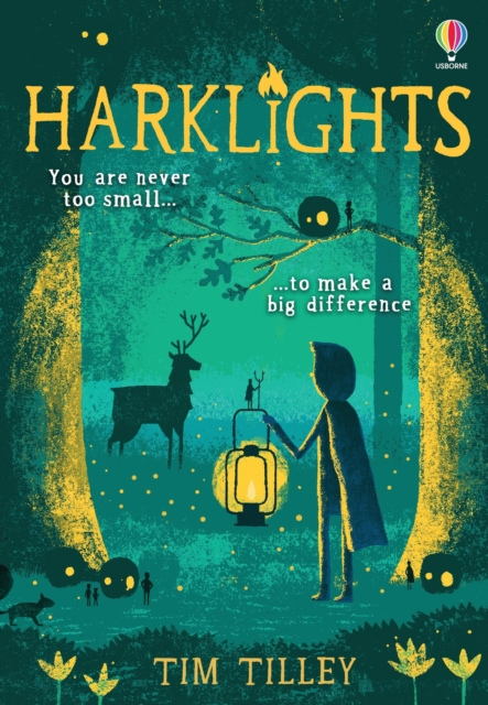 Harklights by Tim Tilley, reviewed by Evie
