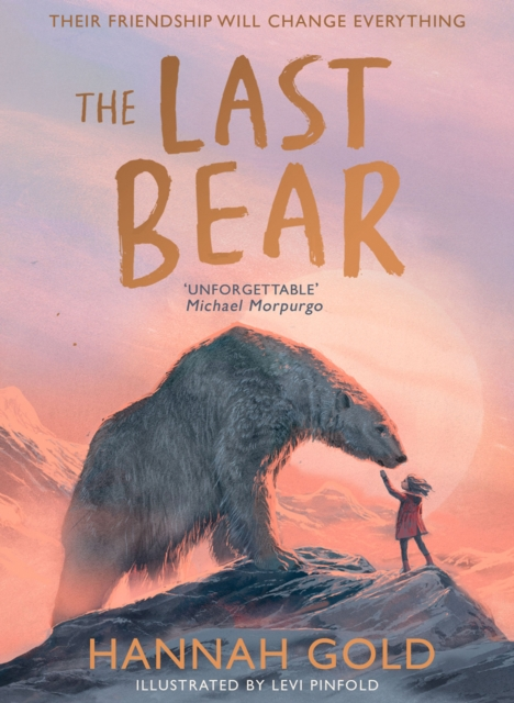 The Last Bear by Hannah Gold, reviewed by Aysha