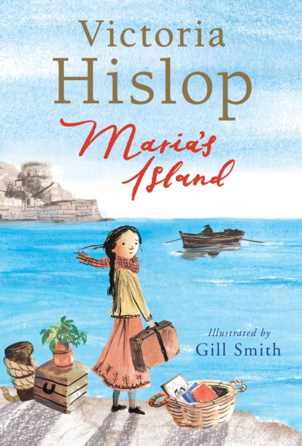 Maria's Island by Victoria Hislop, reviewed by Niamh