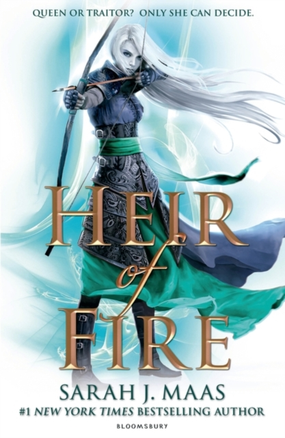 Heir of Fire and Queen of Shadows by Sarah J. Maas, reviewed by Alex