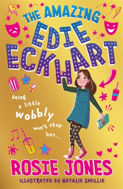 The Amazing Edie Eckhart by Rosie Jones, reviewed by Mia and Kate