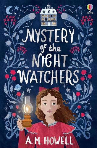 Mystery of the Night Watchers by A.M. Howell, reviewed by Leontine