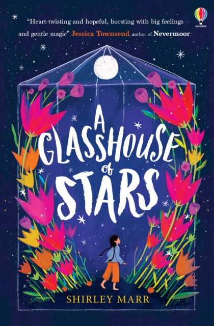A Glasshouse of Stars by Shirley Marr, reviewed by Leontine