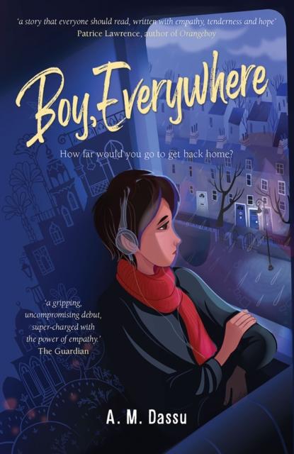 Boy, Everywhere by A.M. Dassu, reviewed by Aysha