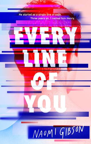 Every Line of You by Naomi Gibson, reviewed by Farrah