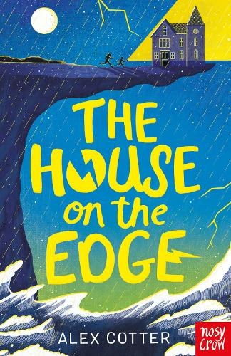 The House on the Edge by Alex Cotter, reviewed by Evie