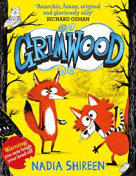 Grimwood by Nadia Shireen, reviewed by Evie