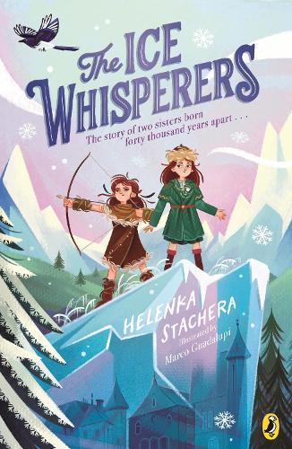 The Ice Whisperers by Helenka Stachera, reviewed by Alma