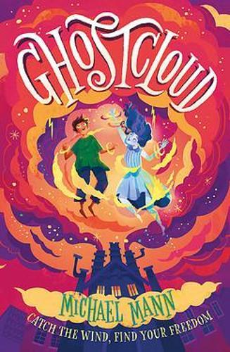 Ghostcloud by Michael Mann, reviewed by Aysha
